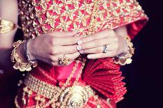 Cambodian / Khmer Wedding Dress