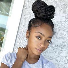 Skai Jackson, Black Girl Magic, Dreadlocks, Poses, Hair Styles, Beauty, Instagram, Figure Poses, Hair Plait Styles