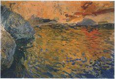 Reflections at the Cape, Javea - Joaquín Sorolla, 1905