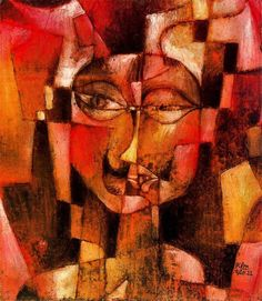 We love Paul Klee❤️ #art #paulklee #paint #shareyourart #artisite