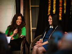 Talk Shop with Noreen Khan @ Lighthouse Media Centre (image by Dee Patel)