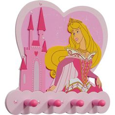 Want something to hang up the jewelry, hats etc. Princess Theme Bedroom, Princess Room, Bedroom Themes, Girls Bedroom, Bedroom Ideas, Bedrooms, Disney Princess Decorations, Disney Princess Aurora, Disney Princesses