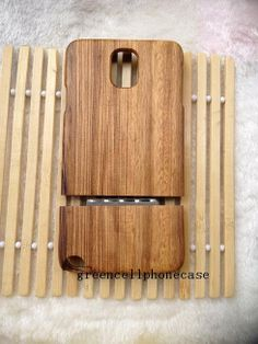galaxy note3 case  Natural Bamboo iPhone 5s case galaxy s4 s3 iphone 4/4s Case, Wood Pattern, Art, Gift, Laser Engraving
