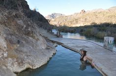 Arizona   Travel   Things To Do   Hot Springs   Day Trip   Hiking   Swimming   Relaxation   Nature