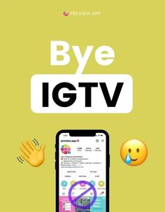 """Big news: Instagram decided to remove IGTV. So if your IGTV disappeared, it's normal. Actually, your IGTVs are not """"disappearing"""". Your IGTV videos will be combined with your normal videos. Your IGTV tab will transform into a video tab. Get all the info here on what's to come with IGTV! #instagramtips #instagramstrategy #instagrammarketing #socialmedia #socialmediatips"""