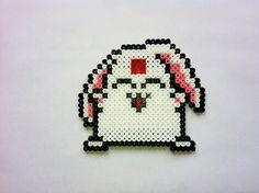 Mokona Modoki Cardcaptor Sakura hama beads by  musume-studio