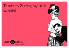 Warm up your day with Zumba! Today at 10am and 8pm! Check out www.zumbawithmegan.com for more class times, events, and more!