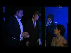 "Operngala Anna Netrebko / ""Behind the scenes"" Teil 6"