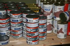 Build Your Emergency Food Supply in Six Months - A plan of action to help you get what you need over a shorter period of time.  Begins with getting a 3-day supply and goes on from there.