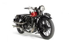 1928 Coventry Eagle Flying-8 Motorbike #motorcycle HelmetCity.com