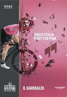 #Giro Roadbook - 99th edition at Giro d'Italia 2016