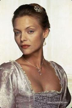 Michelle Pfeiffer as Belle Watling (Dangerous Liaisons)