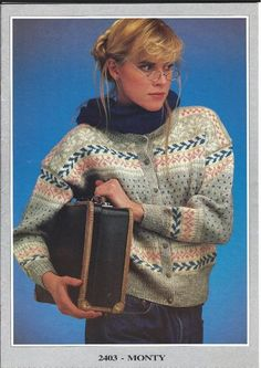 Crochet Cardigan, Knit Crochet, Hand Knitting, Knitting Patterns, Hand Knitted Sweaters, Knit Jacket, Pull, Men Sweater, Jumpers