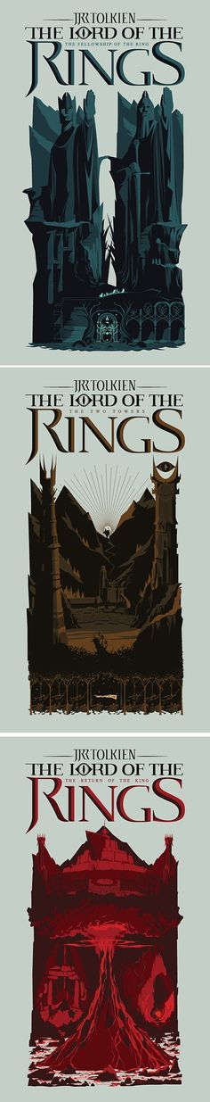 The Lord of The Rings Art - I am a LotR nerd and PROUD of it! =)