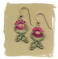 http://juliestrier.hubpages.com/hub/Quick-and-Easy-Free-Tatted-Earring-Patterns