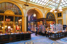 The Paris Passages | Ideas For a Rainy Day In Paris