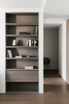 New Apartment Living Room Storage Bookcases 60 Ideas Bookshelf Design, Bookcase Storage, Shelving, Home Interior, Interior Architecture, Luxury Interior, Cabinet Furniture, Furniture Design, Home Modern
