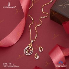 Simple elegant and classy pendant set just for you. Gold Ring Designs, Gold Earrings Designs, Gold Jewellery Design, Pendant Set, Diamond Pendant, Gold Jewelry Simple, Gold Necklace, Just For You, Wedding