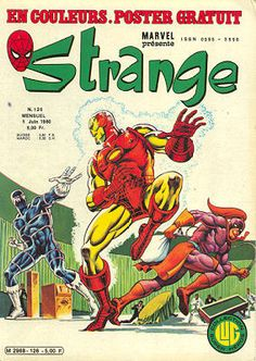 Strange #126 - Le journal de Spider-Man