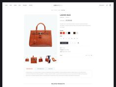 Hello dribbblers :)  Here is Product Page for Amadea   Multi-Concept E-commerce PSD Template  You can explore full views here  Amadea is a super flexible and premium multiconcept e-commerce PSD tem...