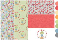 Pattern for kids by Laura Garcia