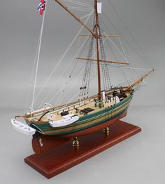 Gjoa Sailing vessel. Model airplanes ships aircraft aviation. Die cast aircraft models.