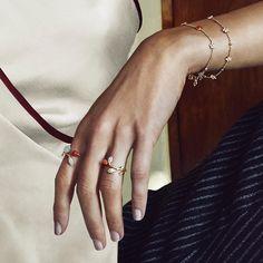 Cuff Bracelets, Jewelery, 18th, Bloom, Copenhagen, Instagram Posts, Gold, Accessories, Watches