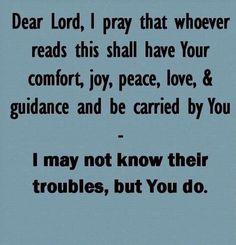 Dear Lord♡