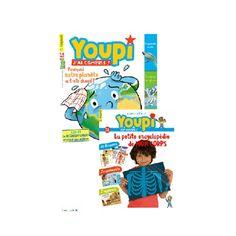 Abonnement a un magazine enfant