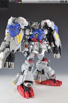 GUNDAM GUY: G-System 1/60 RX-78GP02A Gundam 'Physalis' - Painted Build