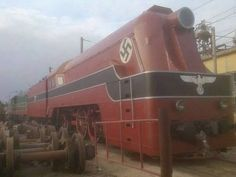 HITLER'S PERSONAL TRAIN