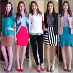 @lookbyus look trabalho work outfit style fashion