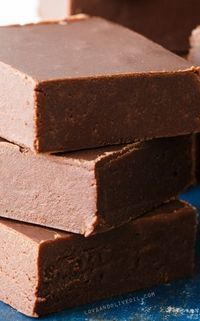 Old-Fashioned Fudge Recipe