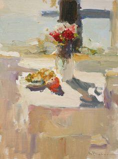 The Yalta roses by Yuri Konstantinov