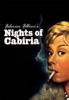 Le Notti di Cabiria (Nights of Cabiria) (1957), dir. Federico Fellini. Starring Giulietta Masina.