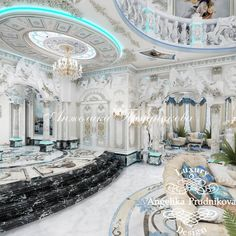 """Luxury Homes Interior Dream Houses Exterior Most Expensive Mansions Plans Modern 👉 Get Your FREE Guide """"The Best Ways To Make Money Online"""" Mansion Interior, Luxury Homes Interior, Luxury Home Decor, Home Interior Design, Huge Houses, Dream Mansion, Bedroom False Ceiling Design, Luxury Homes Dream Houses, Dream Homes"""