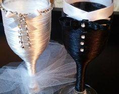 Taças personalizadas noivos e debutante