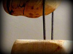 Au commencement.. une création jour après jour...Driftwood bird