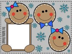"""Use this quick craftivity during your Gingerbread classroom fun!  Craftivity is created to be quick and simple to make!  The """"face"""" gingerbread cravitity comes with the following writing sheets in primary & intermediate: First, Next, Then, Finally; Beginning, Middle, & End; justing writing lines; blank.Create the """"full"""" gingerbread craftivity by using the same """"face"""" crafitivity, adding a 9 x 12 piece of construction paper, gluing on the full writing sheet, and adding feet/hands!"""