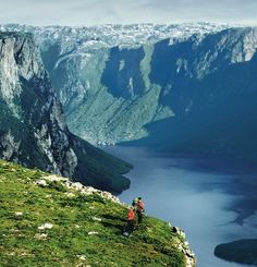 Are you into traveling to colder climates? Newfoundland looks so beautiful, but don't forget a coat!