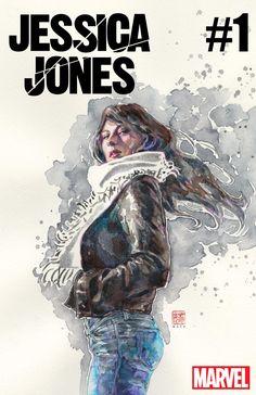 Jessica Jones - Marvel anuncia novo quadrinho da heroína! - Legião dos Heróis