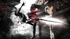 DmC Devil May Cry: Definitive Edition   Se liga nos combos desse novo vídeo   Geek Project