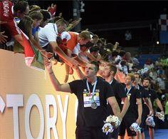 Az ezüstérmes magyar csapat tagjai, Elöl Hárai Balázs (b), Decker Ádám (b2), Zalánki Gergő (b3) és Török Béla (b4). MTI Fotó: Czagány Balázs - PROAKTIVdirekt Életmód magazin és hírek - proaktivdirekt.com