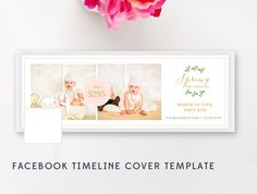 Facebook Timeline Cover - Mini Session Timeline Cover - Photographer Marketing Templates - Facebook Cover - INSTANT DOWNLOAD by ByStephanieDesign on Etsy