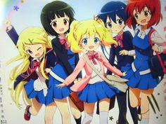 Animatsu Acquires 'Kinmoza ' Anime Seasons