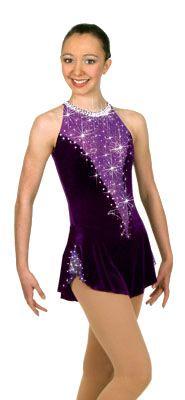 Artistic Roller Skating Dresses   Las and Girls Figure Skating Dresses – MySkatingMall.com – Buy