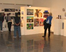 Art Show Event For Local Artists (local art show in club house for residents)