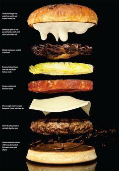 pixelando la maldita burger