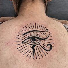 Eye Of Ra Tattoo, All Seeing Eye Tattoo, Chinese Symbol Tattoos, Japanese Tattoo Symbols, Foot Tattoos, Body Art Tattoos, Tattoo Drawings, Egyptian Eye Tattoos, Wisdom Tattoo