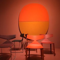 The sun is dancing in Milan just as Arper's brilliant show at Salone del Mobile. Bravo! #design_circus #northmodern #arper #furniture #newcollection #hornbakogco #salonedelmobile #designweekmilano by design_circus
